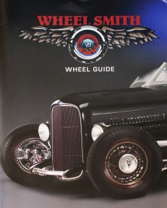 hot rod and classic car wheel guide.
