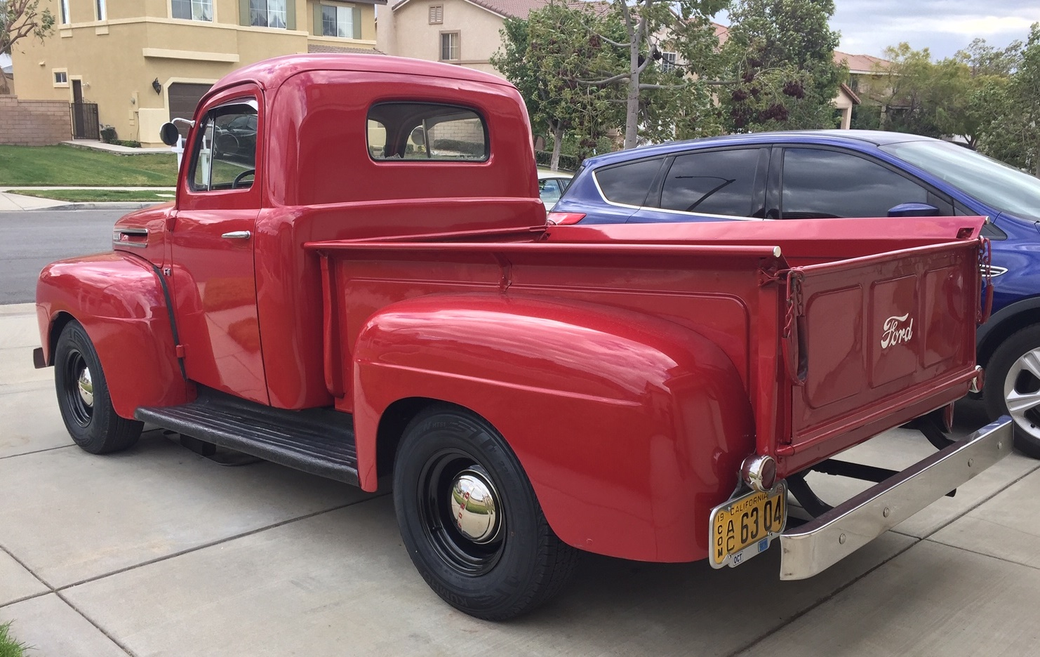 1948 Ford Pickup Hot Rod